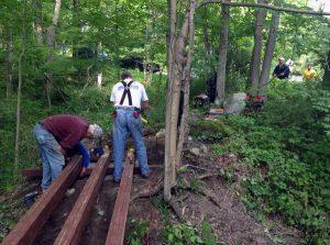 Volunteer for the Warren County Parks Foundation